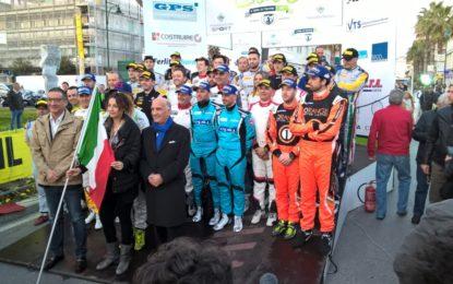 Partito il CIR 2017 con il 40° Rally Il Ciocco e Valle del Serchio