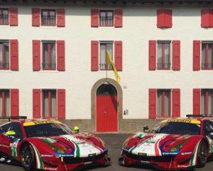 WEC: parte da Monza la stagione di Davide Rigon