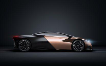 Peugeot ONYX alla Milan Design Week