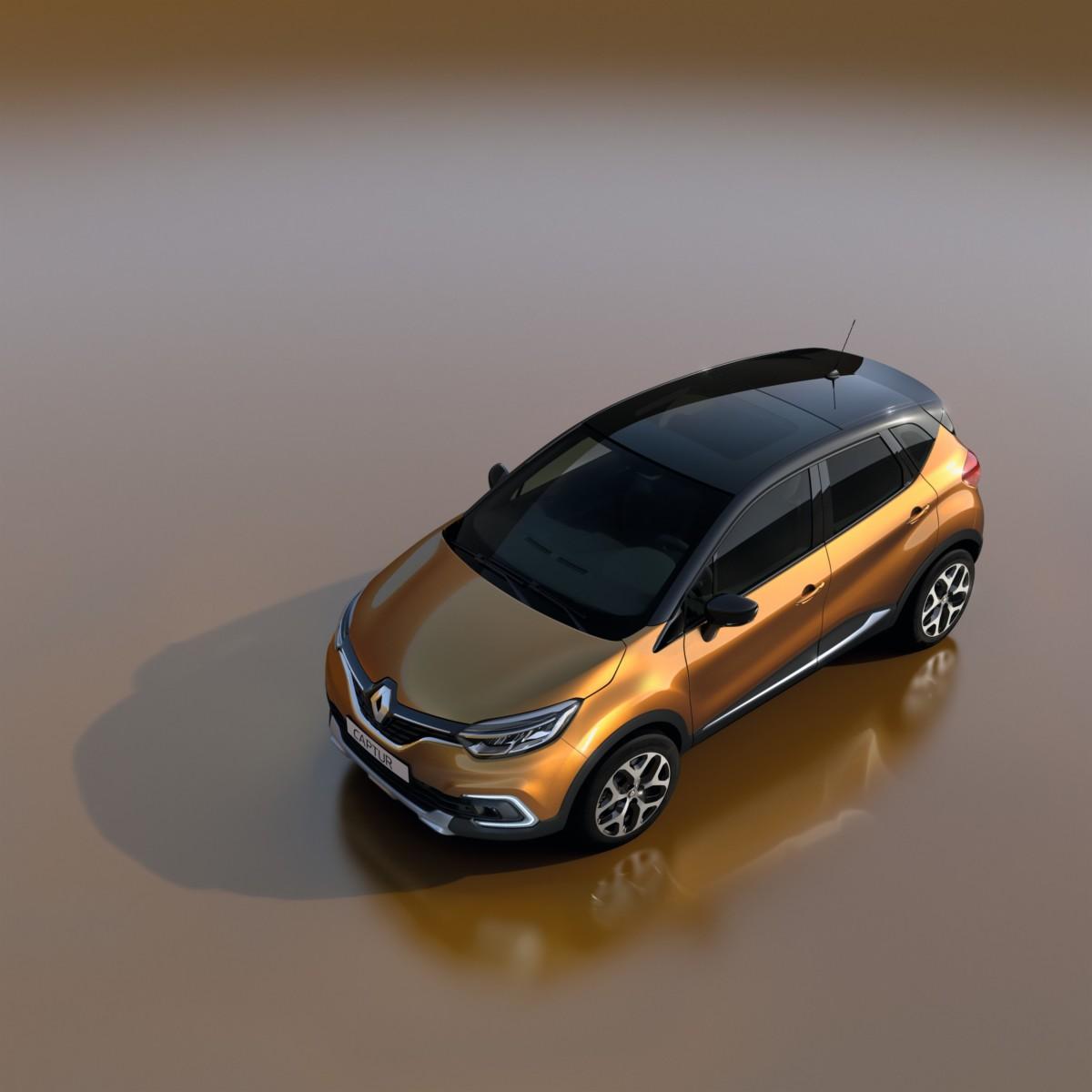 Nuovo Renault CAPTUR
