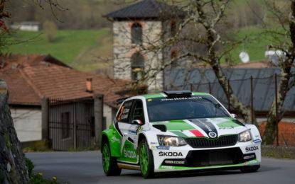 CIR: ŠKODA pronta per il Rallye Sanremo