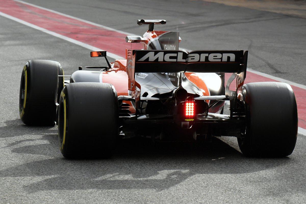 Honda: un nuovo motore nei test in Bahrain