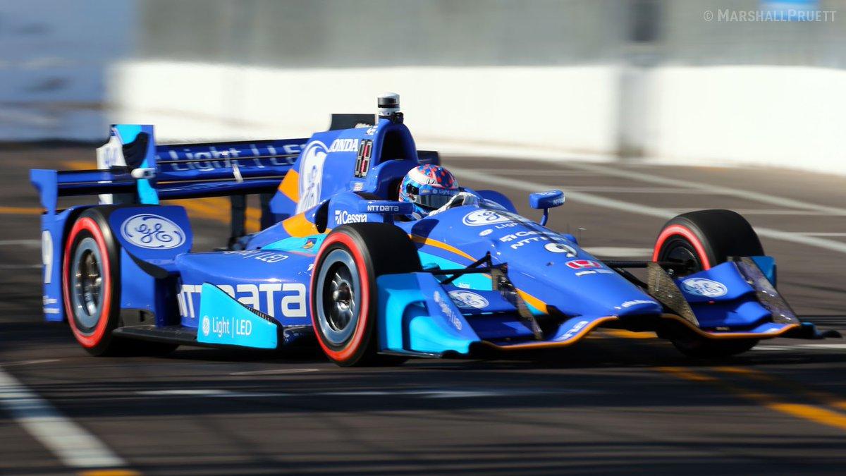 Da oggi riparte la IndyCar Series su Sky