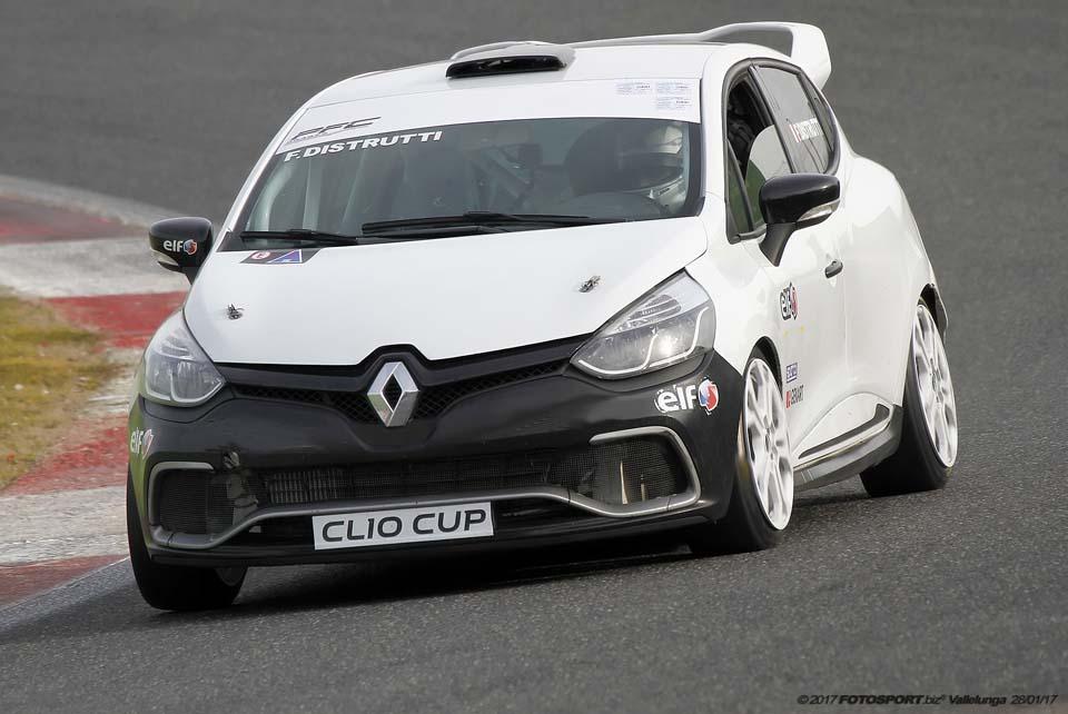 La Clio Cup Italia 2017 prende forma