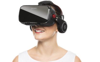 Geneeo VR e il controllo dell'esperienza virtuale