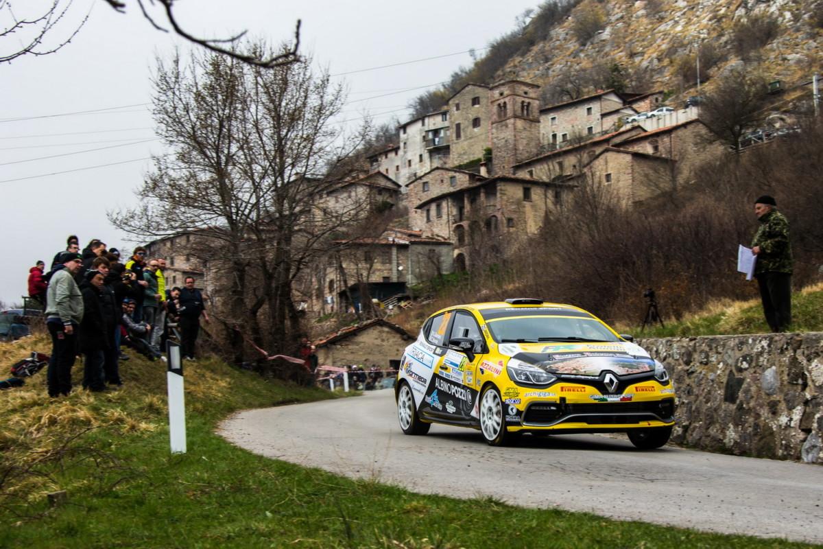 Renault sceglie Michelin per i Trofei Rally