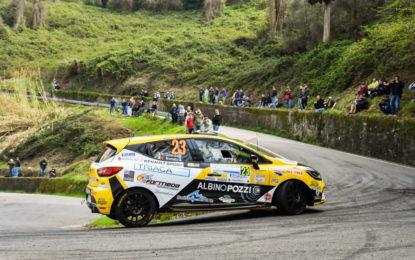 Trofei Renault Rally: il punto su tappa 1 a Il Ciocco