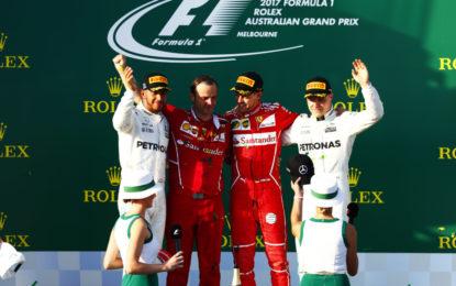 Minardi su Ferrari e Mercedes, Giovinazzi e McLaren-Honda