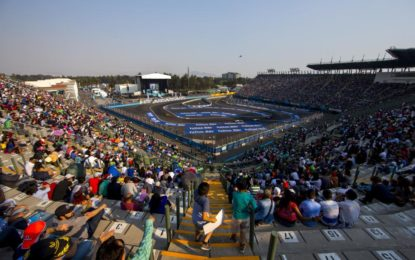 Formula E: il weekend del Mexico City ePrix