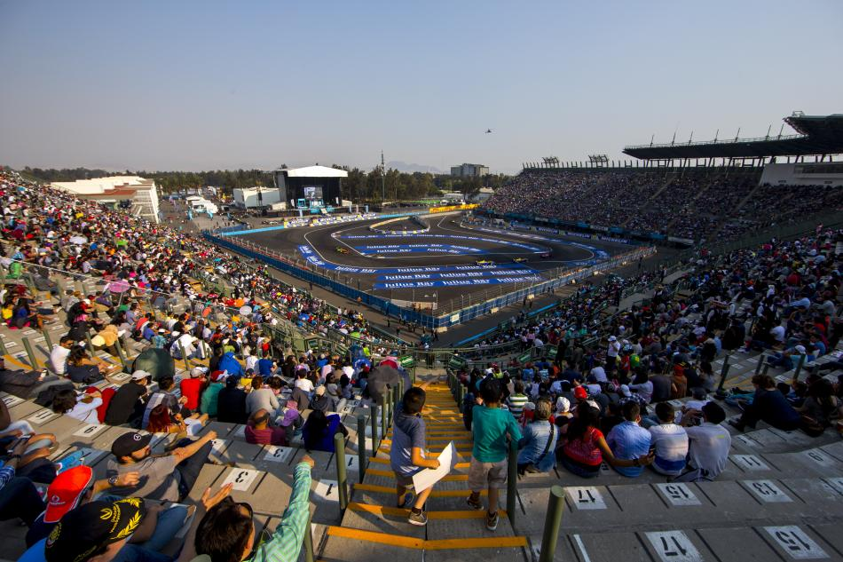 Formula E: il weekend del Mexico City ePrix