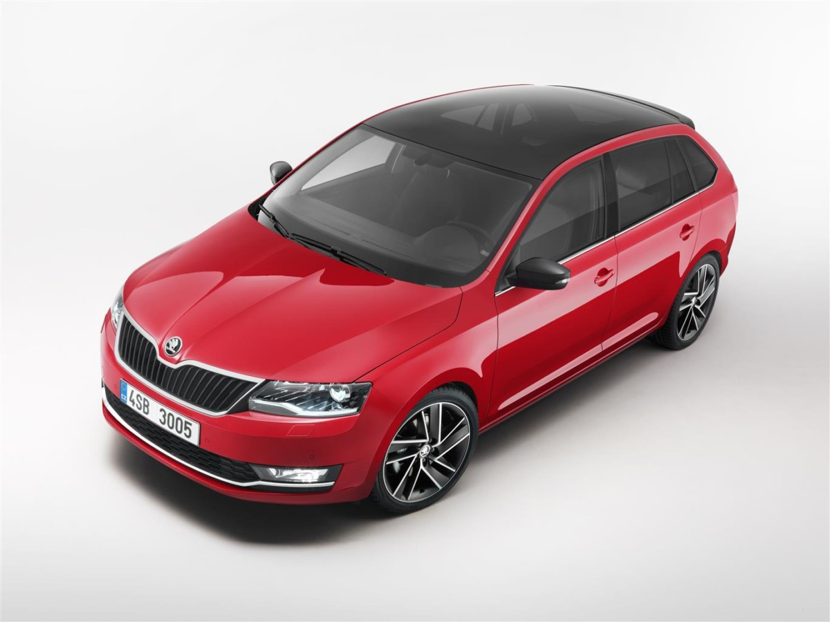 Nuova ŠKODA RAPID SPACEBACK