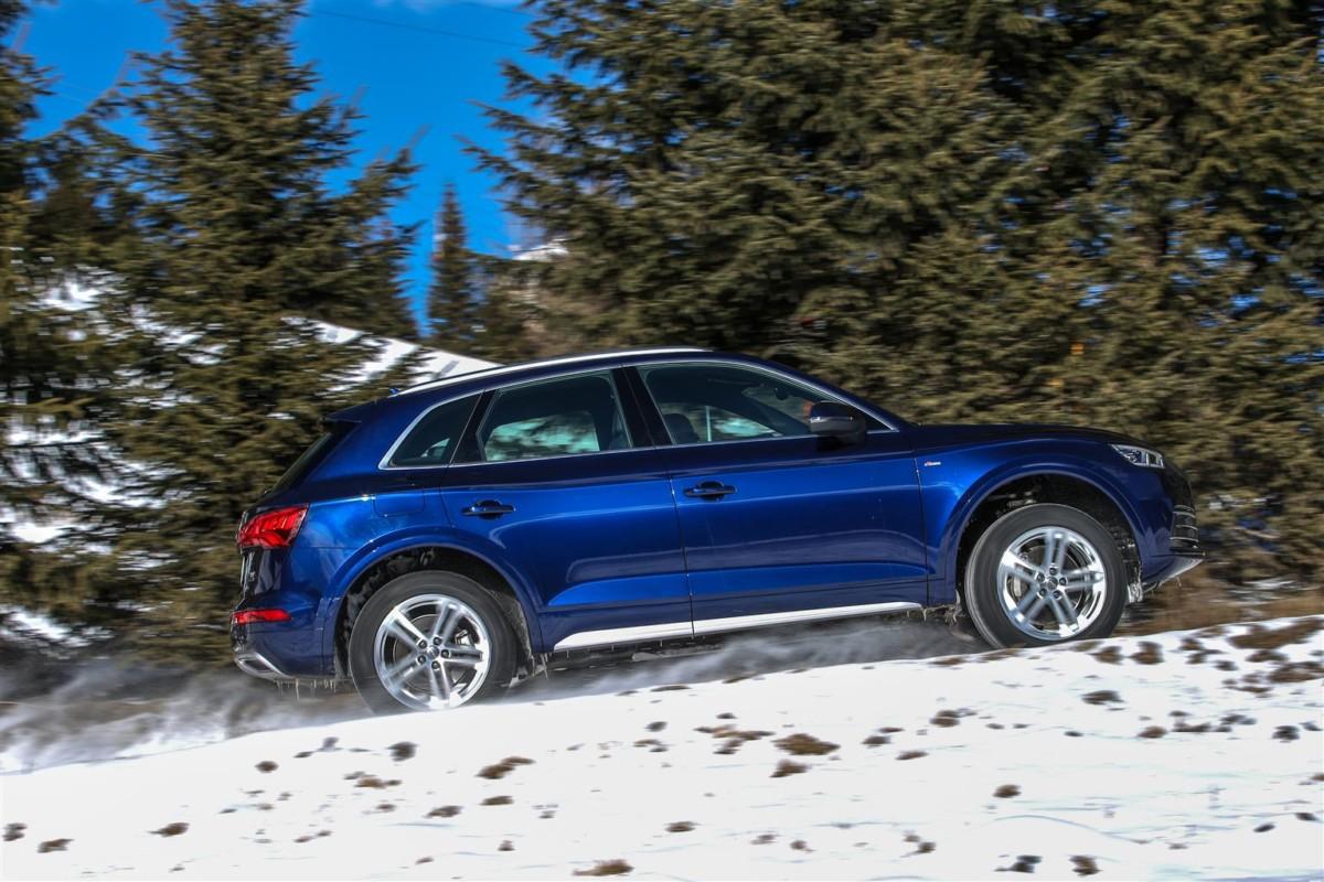 5 stelle per Audi Q5