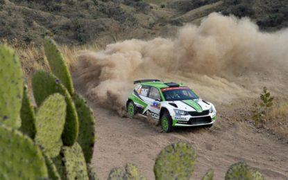 WRC2: ŠKODA Motorsport vince in Messico