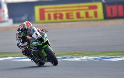 Superbike: Rea vince Gara 1 in Thailandia