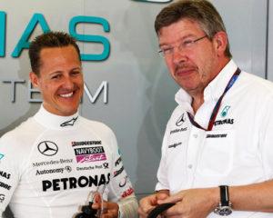 Carey pro-Germania e una sala intitolata a Schumacher
