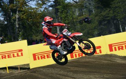 Mondiale Motocross: Pirelli monopolizza i podii