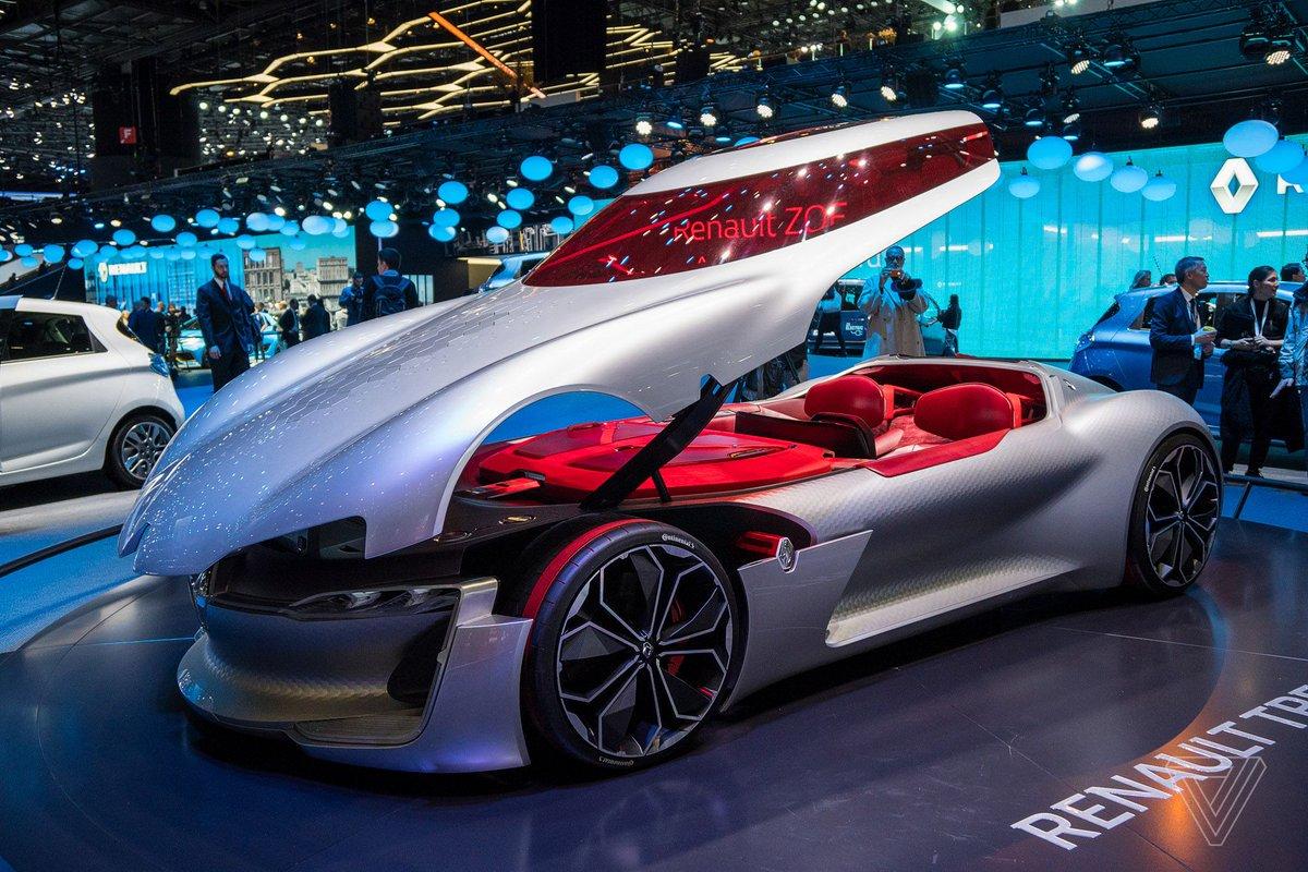 Renault TREZOR Concept Car dell'Anno