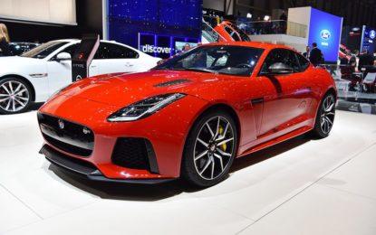 Jaguar F-TYPE 2018 MY e 400 Sport