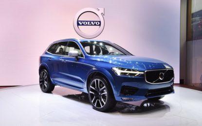 Volvo XC60, il nuovo SUV di lusso