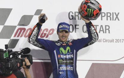 Maverick Viñales: vittoria al debutto con la Yamaha M1