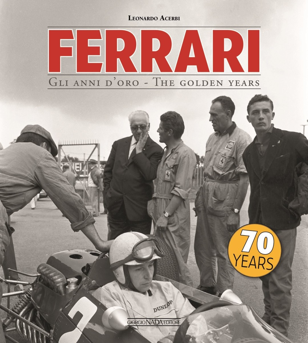 Ferrari. Gli anni d'oro/The golden years. Con promo!