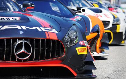 Pirelli e Blancpain GT nel Tempio della Velocità