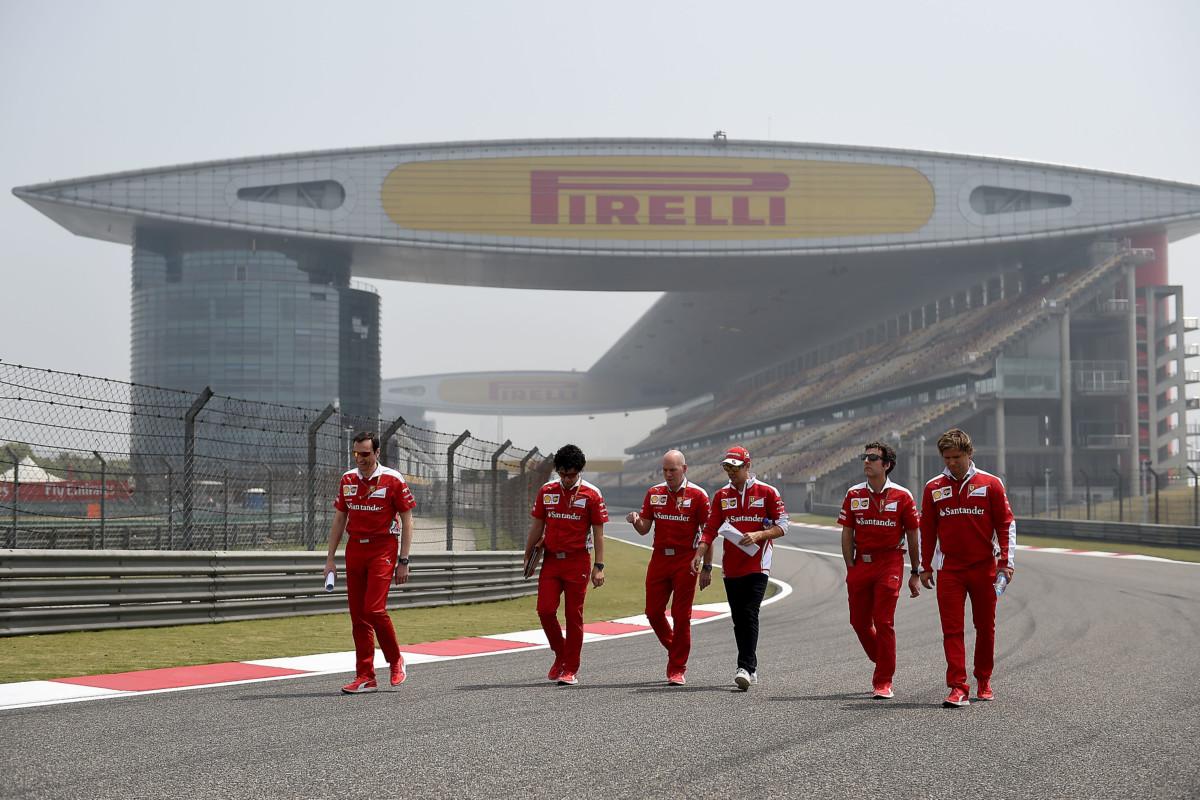 Ferrari: conto alla rovescia per il secondo round in Cina