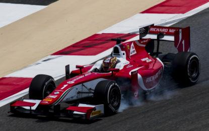 Formula 2: pole di Leclerc, Fuoco perde il 2° posto