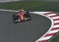 Cina: solo 3 giri causa maltempo per i piloti Ferrari