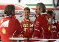 Vettel difende il lavoro di Arrivabene