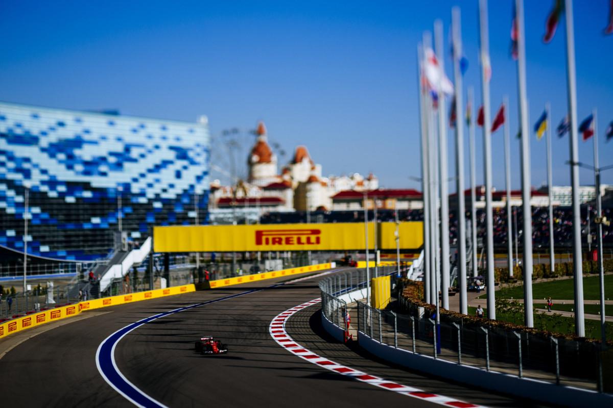 Russia: set e mescole obbligatori scelti da Pirelli