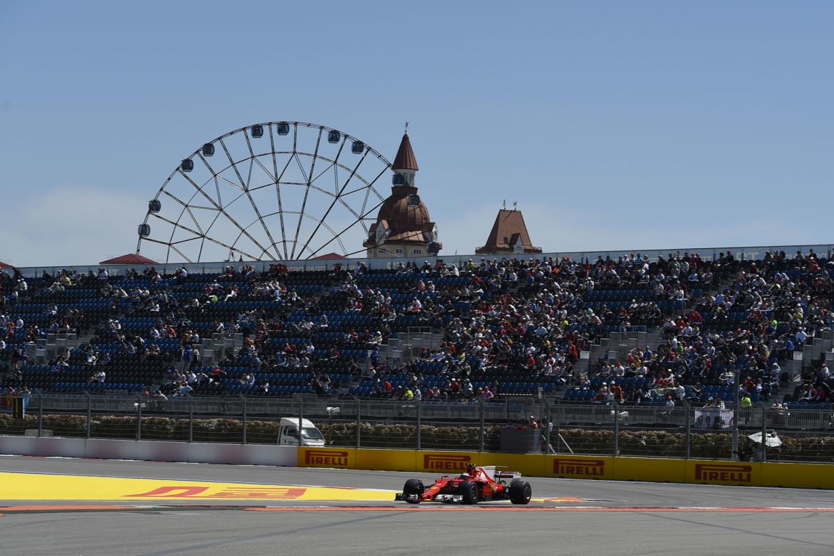 Russia: per la Ferrari un solo risultato possibile, la doppi