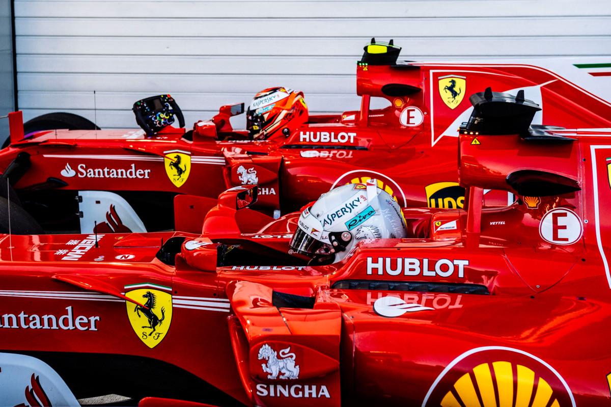GP Russia: prima fila tutta Ferrari, finalmente!