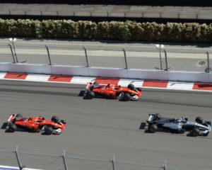 GP Russia: prima fila e doppio podio, il bilancio Ferrari