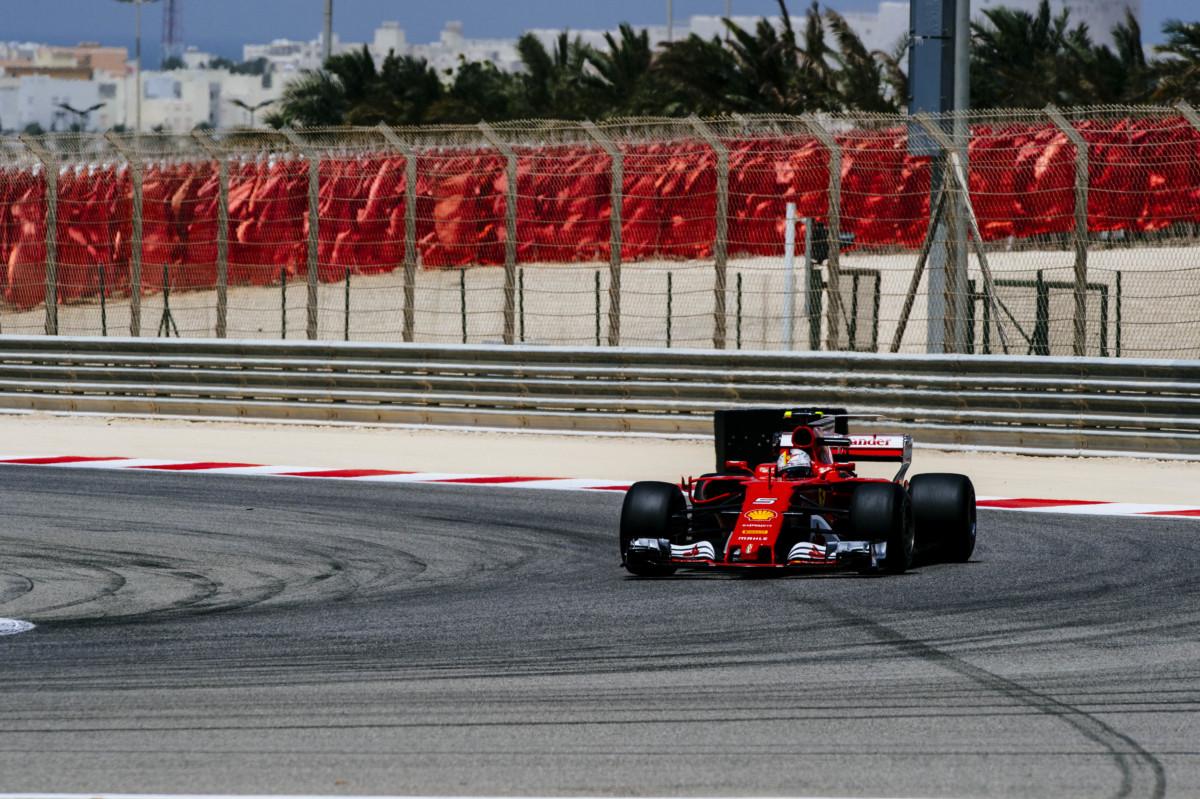 Bahrain: un'altra emozione per Antonio Giovinazzi