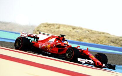 Vettel conclude i test Ferrari in Bahrain