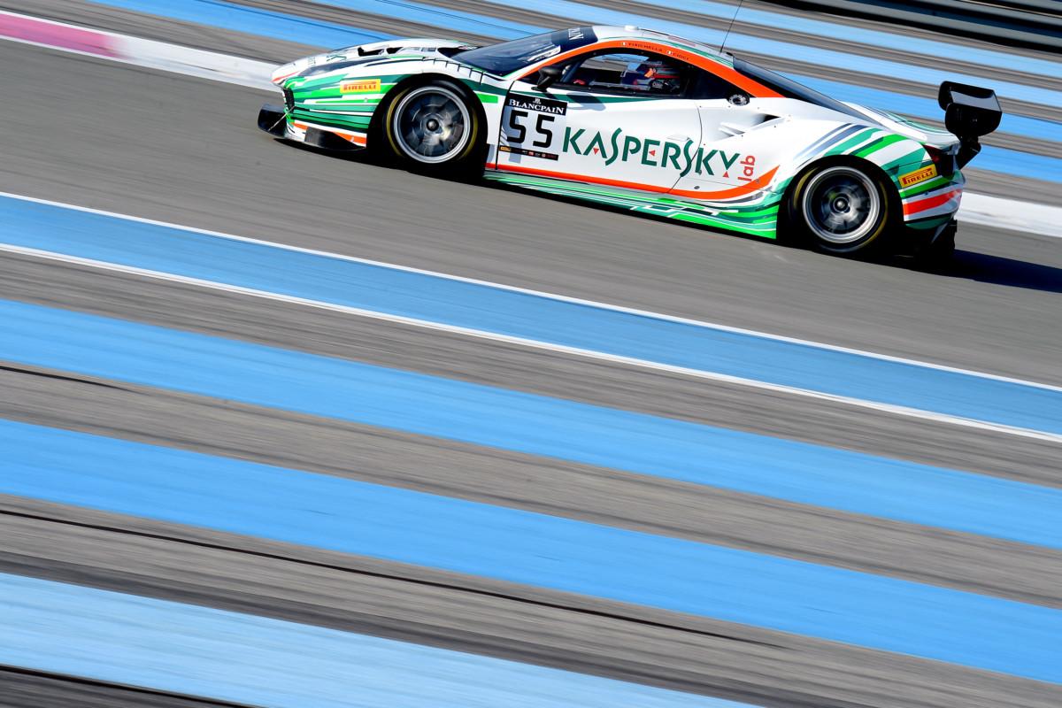 Blancpain Endurance Cup: 7 piloti ufficiali Ferrari in pista a Monza