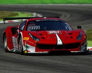 Blancpain GT: una vittoria e due podii per la Ferrari a Monza