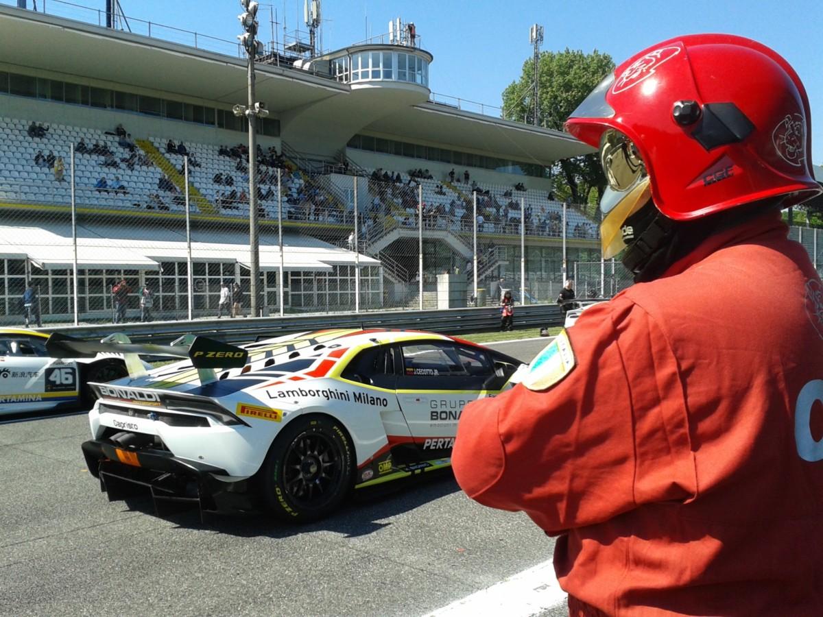 Blancpain GT e Lamborghini Super Trofeo: video e photogallery di Monza