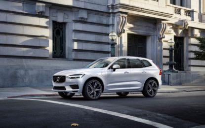 Volvo celebra i 90 anni con la nuova XC60