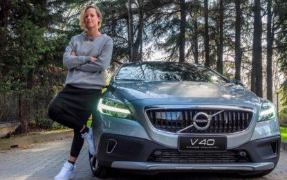 Federica Pellegrini brand ambassador Team Volvo