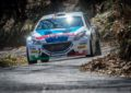 Rallye Sanremo: Tappa 1 a Peugeot e Andreucci