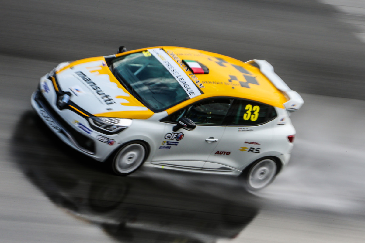 Clio Cup Press League: primo appuntamento al Mugello