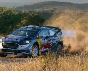 WRC: il Rally d'Argentina in esclusiva su Fox Sports