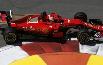 Russia: Vettel e Raikkonen davanti a Bottas e Hamilton nelle FP3