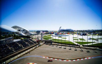 Russia: quarto round della sfida tra Ferrari e Mercedes