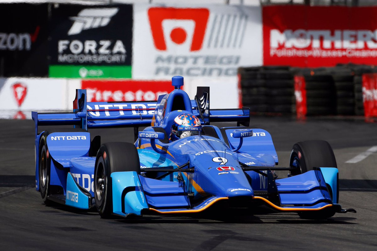 Questa sera su Sky la IndyCar da Long Beach