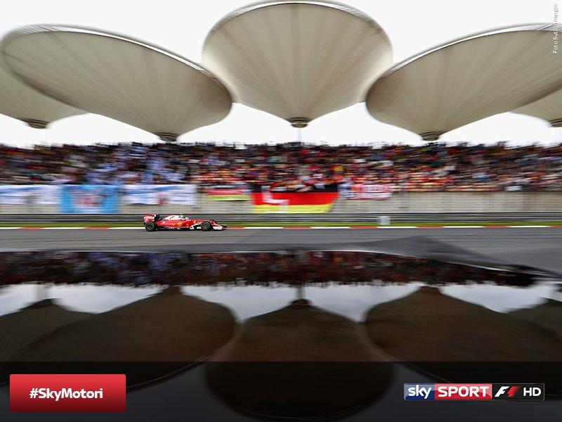 GP Cina: al via da oggi il weekend su Sky