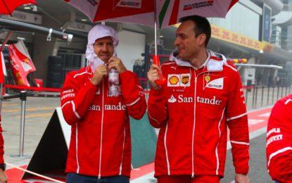 Cina: Vettel e Raikkonen pronti per la nuova sfida