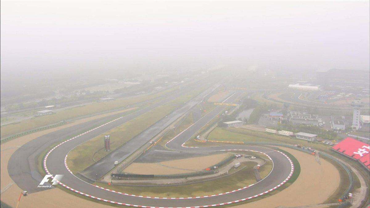 Cina: FP1 a Verstappen, FP2 annullate per maltempo